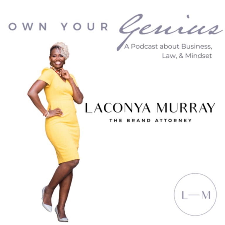 Own Your Genius with LaConya Murray